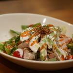 Cafe Diner Marshmallow - チキンオーバーライス