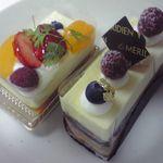 ホテル パシフィック東京 パシフィックベーカリー - Cake