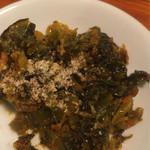 博多麺屋台 た組 - 辛し高菜