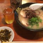 博多麺屋台 た組 - チャーシュー麺