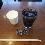 タリーズコーヒー - アイスコーヒーショート ¥310-