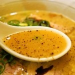 あらうま堂 - スープ