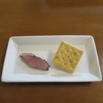 ブラッスリー ほっぺ - 前菜