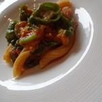 ノガラッツァ - ランチコース プリモピアット 鱈と白子