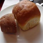 ノガラッツァ - ランチコース パン