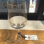 SAKESTAND shibuya dogenzakaue - 新政 純米酒 エクリュラベル‼️ どっしりと良い感じ(^_^)