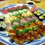 寿し 新月 - お寿司