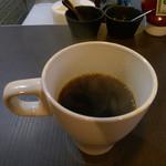 タクメ - コーヒー(ランチセット付属セルフ)