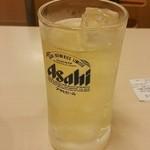 松屋 - ハイボール150円