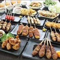 串道楽 潤 - ご宴会コース