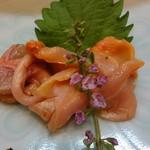 辰巳 - 赤貝のお造り