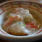 味菜香 やま脇 - ☆海老芋蟹餡(#^.^#)☆