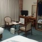 45115642 - 日昇館の洋室に宿泊しました。