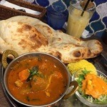 インドカレー&ナン ムンバイ - 本日のカレー