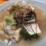 45116701 - 鴨ネギ豆腐煮、480円(税込518円)。