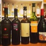 リセットボタン - グラスワイン、ボトルワイン