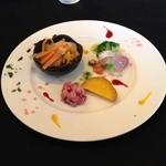 GATTA NERA - 2014年版ランチの前菜