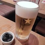 窯MARU - 生ビール&その日のお通し