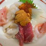 とりあえず逢海 - 海鮮丼UP_2010-07-10