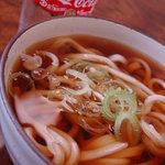 温か家 - 料理写真:ランチ 人気のうどん