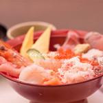 45120524 - お店のうり、海鮮丼