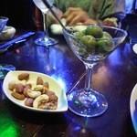 クイーンエンジェル - オリーブ塩漬け&焼きナッツ