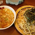 昌平ラーメン 新宿西口店 - メンマつけ麺 700円也