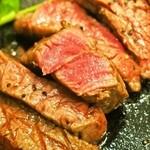 洋食Revo - ランチペアセット(黒毛和牛ヘレステーキ シャトーブリアン)