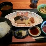 45132777 - 焼き魚ランチ