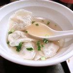 45136889 - スープ餃子
