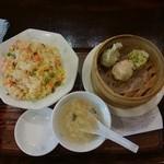 45137071 - 炒飯定食(ランパス)