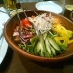バンブゥ - 特製サラダ