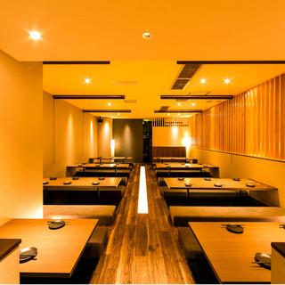 神田エリア宴会支持率No.1の鳥海。2名様~団体様個室完備!