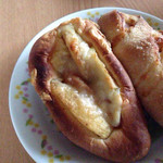 45138763 - チョリソーとジャーマンポテトのパン