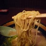 一蘭 - ☆こってりは麺にスープが絡みますね(笑)☆