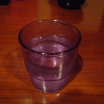 一蘭 - ☆お水グラスはこんな感じです☆