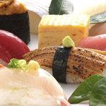 別府 北浜海道 - にぎり寿司やご飯ものもあります!