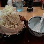 武蔵野腹いっぺぇうどん大島屋  - 富士豚こくうどん