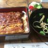 割烹こばやし - 料理写真:うな重特上 ¥3,150