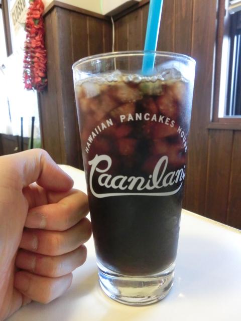ハワイアンパンケーキハウス パニラニ - ドリンクセット\300のコーヒー