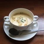 ninjin papa - スープ