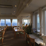 マルシェ - レストランから駿河湾や富士山が見えます