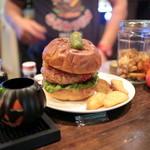 コベントガーデン - ハンバーガーのサンプル '15 10月下旬