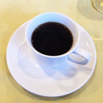 レストランausu - ホットコーヒー