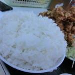 悠楽 - ご飯×唐揚げ連峰