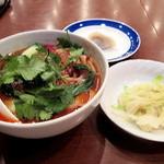 45148800 - 1番のおすすめ「マーラー刀削麺」