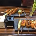 ちゃりん坊 - おいしい串かつを是非食べてください。