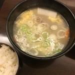 45150803 - コムタンスープ