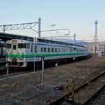 幸寿司 - この配色を見ると、北海道だなぁと思うね。