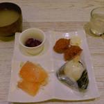 おむすび 結び菜 - おにぎり(海老マヨ)+結び菜セット